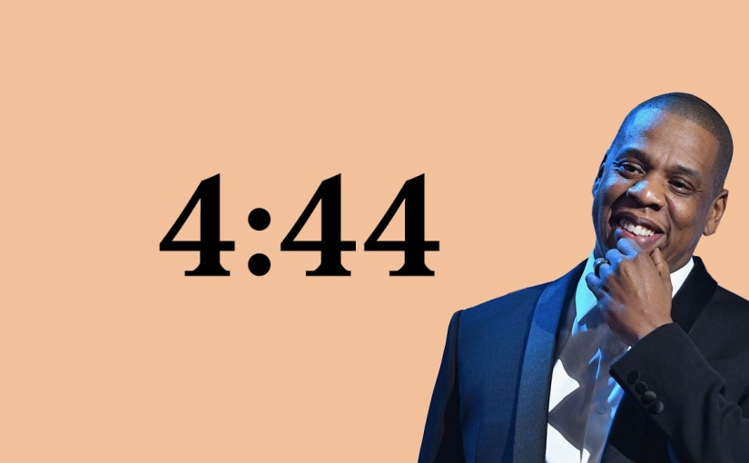 JAY Z's 4:44 is a Mentoring Album and Here is Why