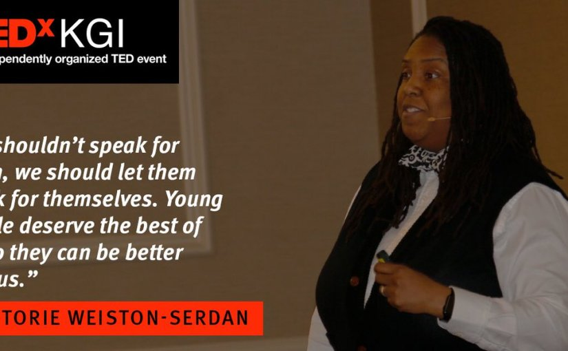 Ted Talk: Critical Mentoring—Because Young People Deserve the Best of Us